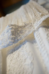 abito da sposa, pizzo, vestito da sposa