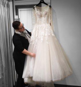Danielasposa, Mirano, abito da sposa
